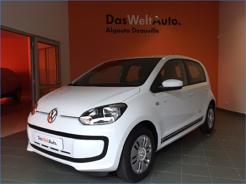 volkswagen up 1 0 75 up club 5 portes essence bo te manuelle algauto. Black Bedroom Furniture Sets. Home Design Ideas