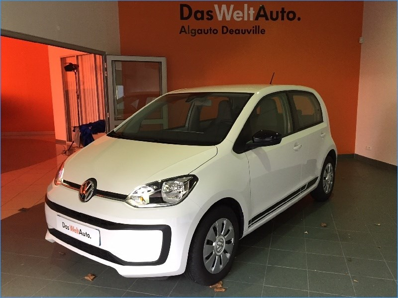 volkswagen up 1 0 60 move up 5 portes essence bo te manuelle algauto. Black Bedroom Furniture Sets. Home Design Ideas
