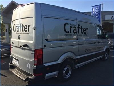 volkswagen crafter van 35 l3h3 2 0 tdi 140 ch business line 4 portes diesel bo te manuelle. Black Bedroom Furniture Sets. Home Design Ideas