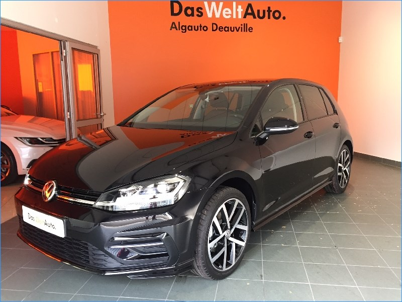 volkswagen golf 1 4 tsi 125 bluemotion technology dsg7 carat 5 portes essence bo te. Black Bedroom Furniture Sets. Home Design Ideas