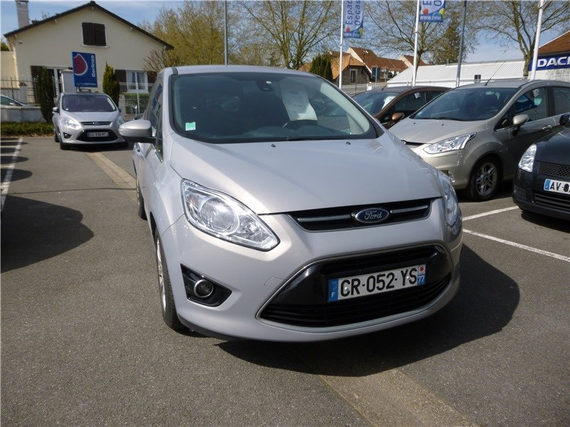 Véhicule occasion - FORD - C-MAX II