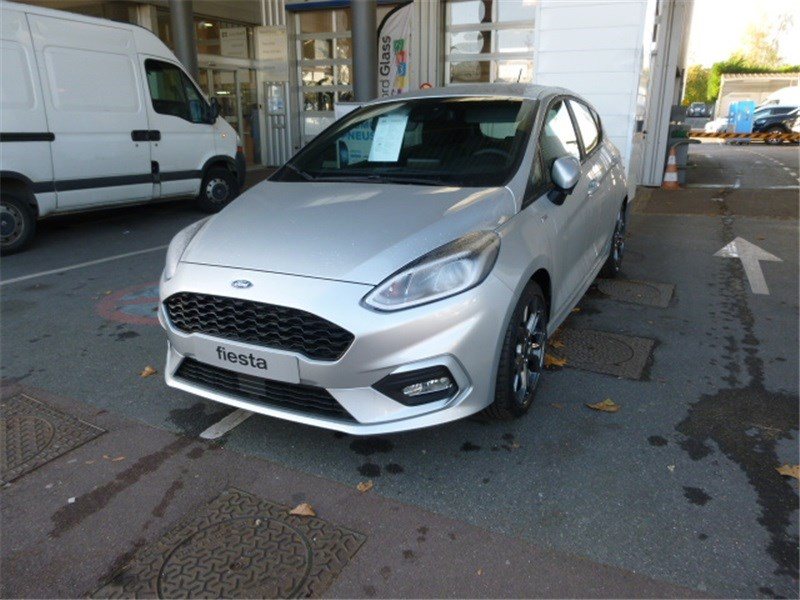 Véhicule neuf - FORD - FIESTA NOUVELLE